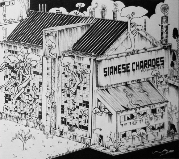 Siamese-Charades